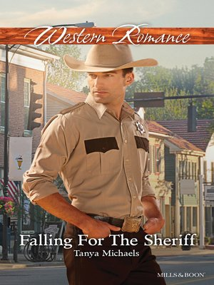 cover image of Falling For the Sheriff