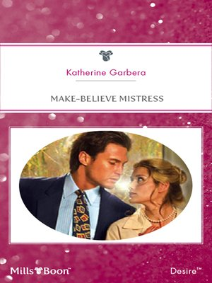 cover image of Make-Believe Mistress