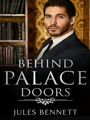 cover image of Behind Palace Doors