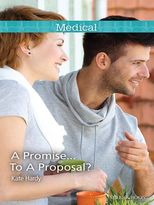 cover image of A Promise...To a Proposal?