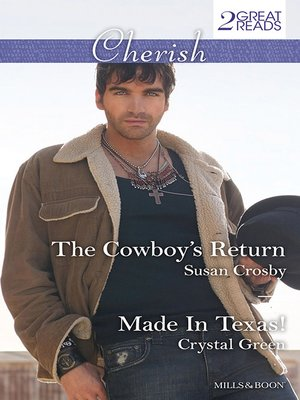 cover image of The Cowboy's Return/Made In Texas!