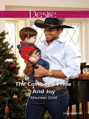cover image of The Cowboy's Pride and Joy