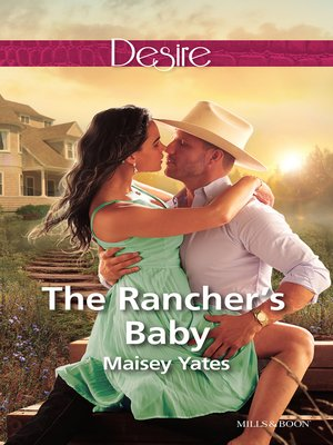 cover image of The Rancher's Baby