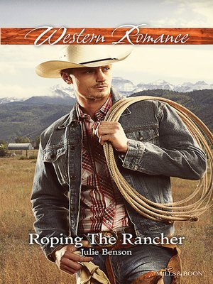 cover image of Roping the Rancher