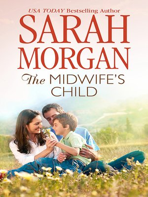 cover image of The Midwife's Child