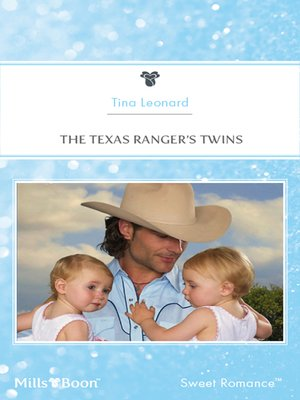 cover image of The Texas Ranger's Twins