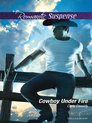 cover image of Cowboy Under Fire