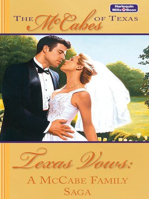 cover image of Texas Vows