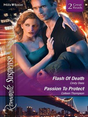 cover image of Flash of Death/Passion to Protect