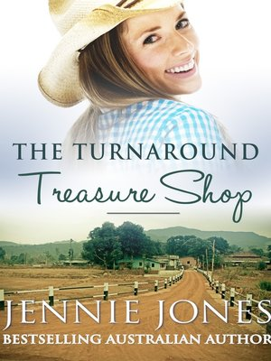 cover image of The Turnaround Treasure Shop