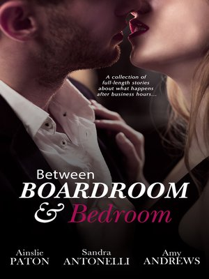 cover image of Between Boardroom and Bedroom