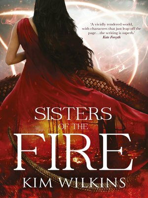 cover image of Sisters of the Fire