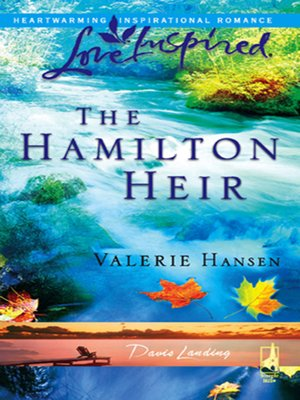 cover image of The Hamilton Heir