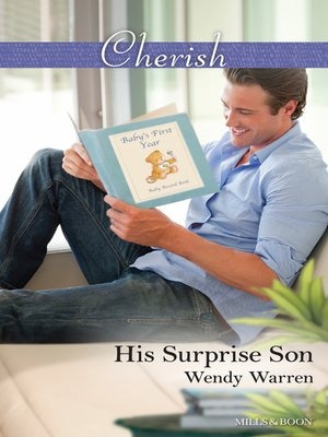 cover image of His Surprise Son