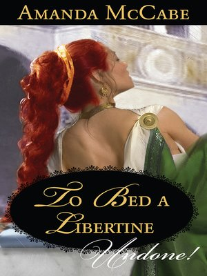 cover image of To Bed a Libertine