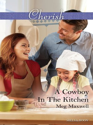 cover image of A Cowboy In the Kitchen
