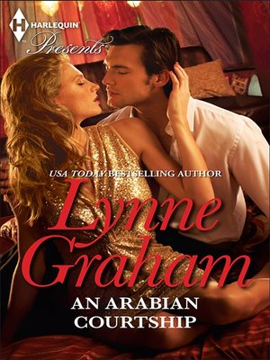 cover image of An Arabian Courtship