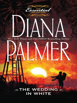 cover image of The Wedding In White