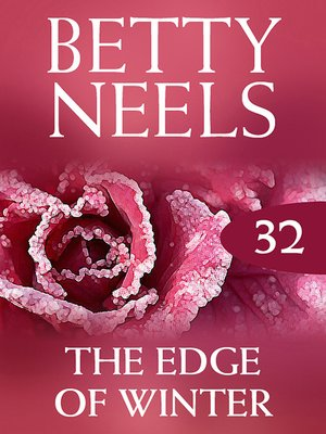 cover image of The Edge of Winter (Betty Neels Collection)