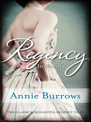cover image of Regency Innocents/The Earl's Untouched Bride/Captain Fawley's Innocent Bride