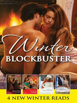 cover image of Winter Blockbuster--4 Book Box Set
