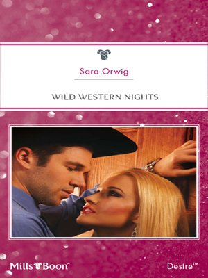 cover image of Wild Western Nights