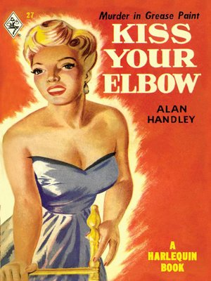 cover image of Kiss Your Elbow