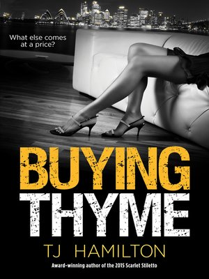 cover image of Buying Thyme