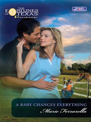 cover image of A Baby Changes Everything