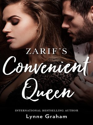 cover image of Zarif's Convenient Queen