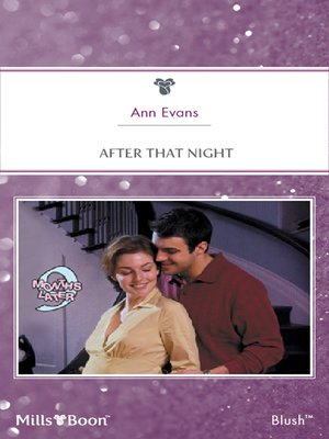 cover image of After That Night