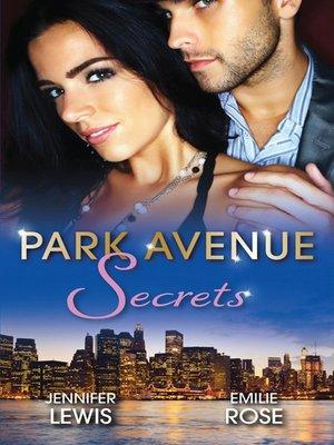 cover image of Park Avenue Secrets--2 Book Box Set, Volume 2