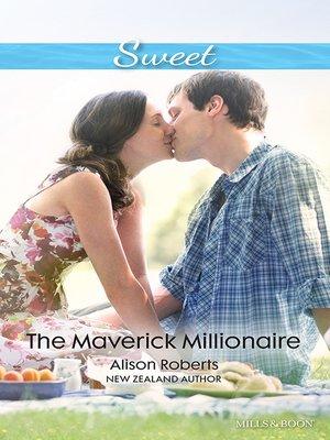 cover image of The Maverick Millionaire