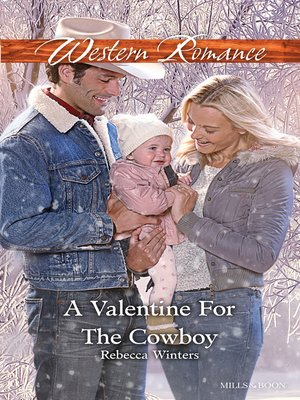 cover image of A Valentine For the Cowboy