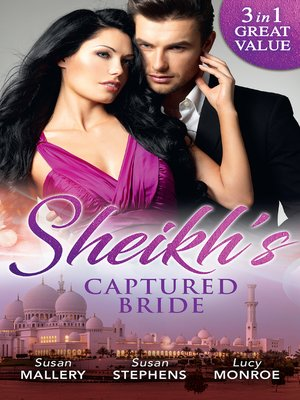 cover image of Sheikh's Captured Bride--3 Book Box Set