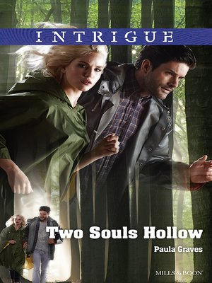 cover image of Two Souls Hollow