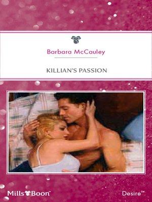 cover image of Killian's Passion
