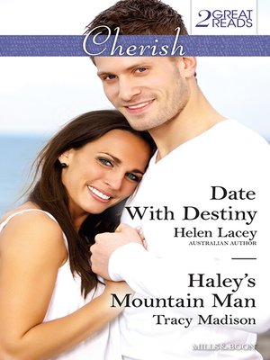 cover image of Cherish Duo/Date with Destiny/Haley's Mountain Man
