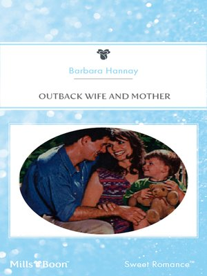 cover image of Outback Wife and Mother