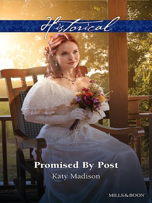 cover image of Promised by Post