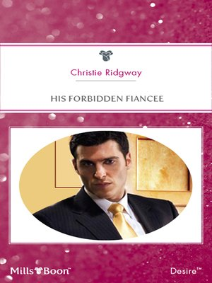 cover image of His Forbidden Fiancee