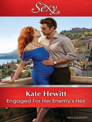 cover image of Engaged For Her Enemy's Heir