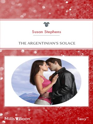cover image of The Argentinian's Solace