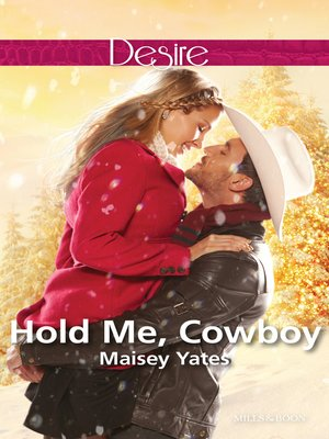 cover image of Hold Me, Cowboy (A Copper Ridge Desire 2)