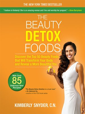 cover image of The Beauty Detox Foods