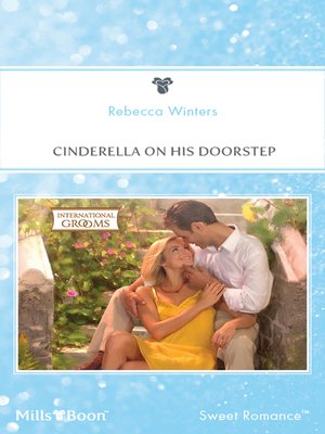 cover image of Cinderella On His Doorstep