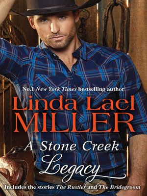 cover image of A Stone Creek Legacy/The Rustler/The Bridegroom