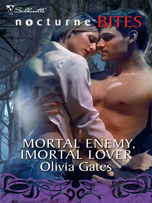 cover image of Mortal Enemy, Immortal Lover