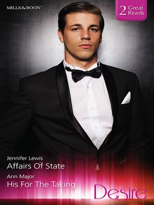 cover image of Affairs of State/His For the Taking