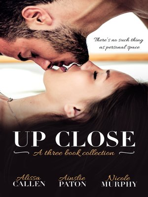 cover image of Up Close--Three Book Selection